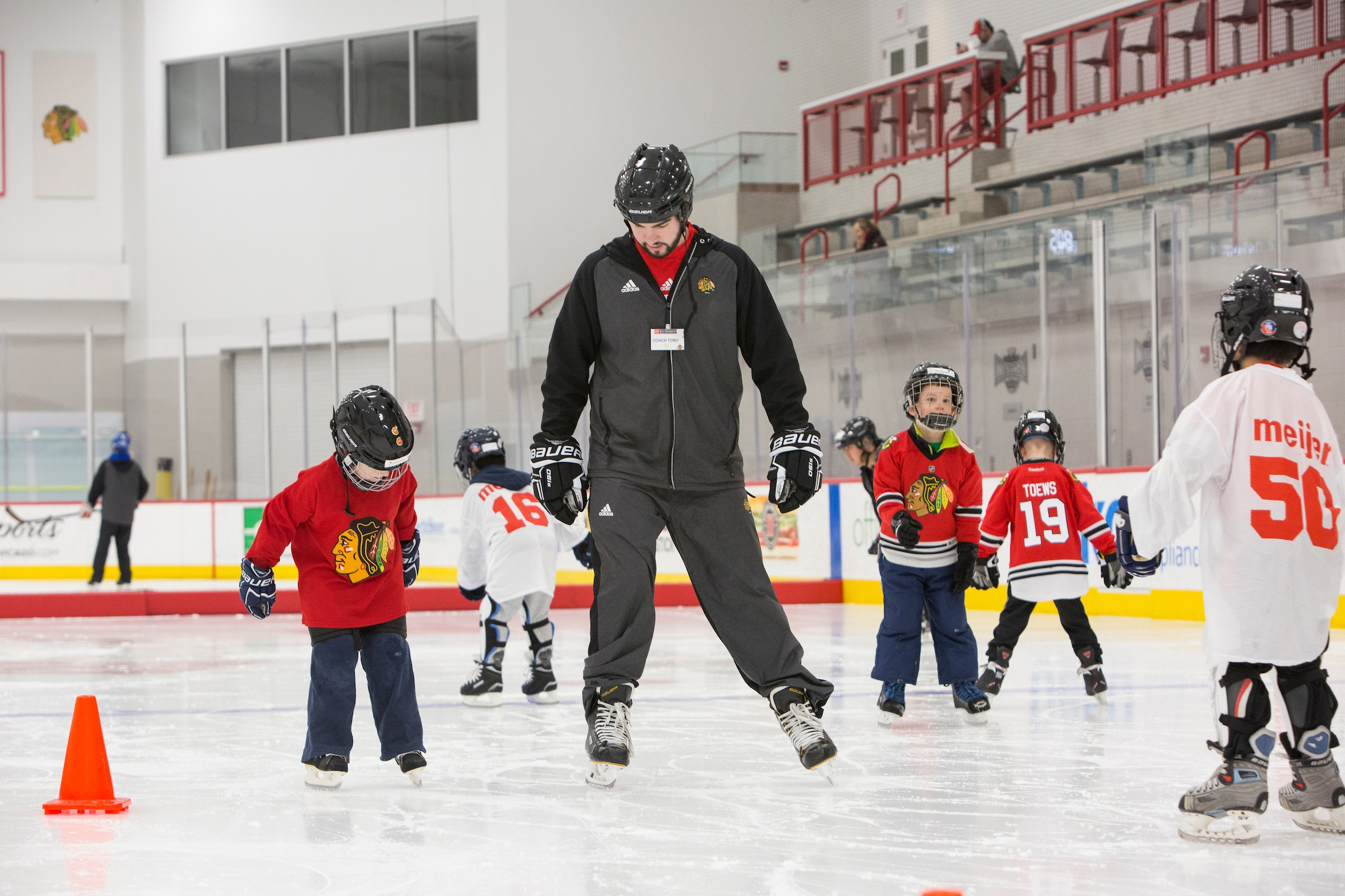 Youth Hockey coach