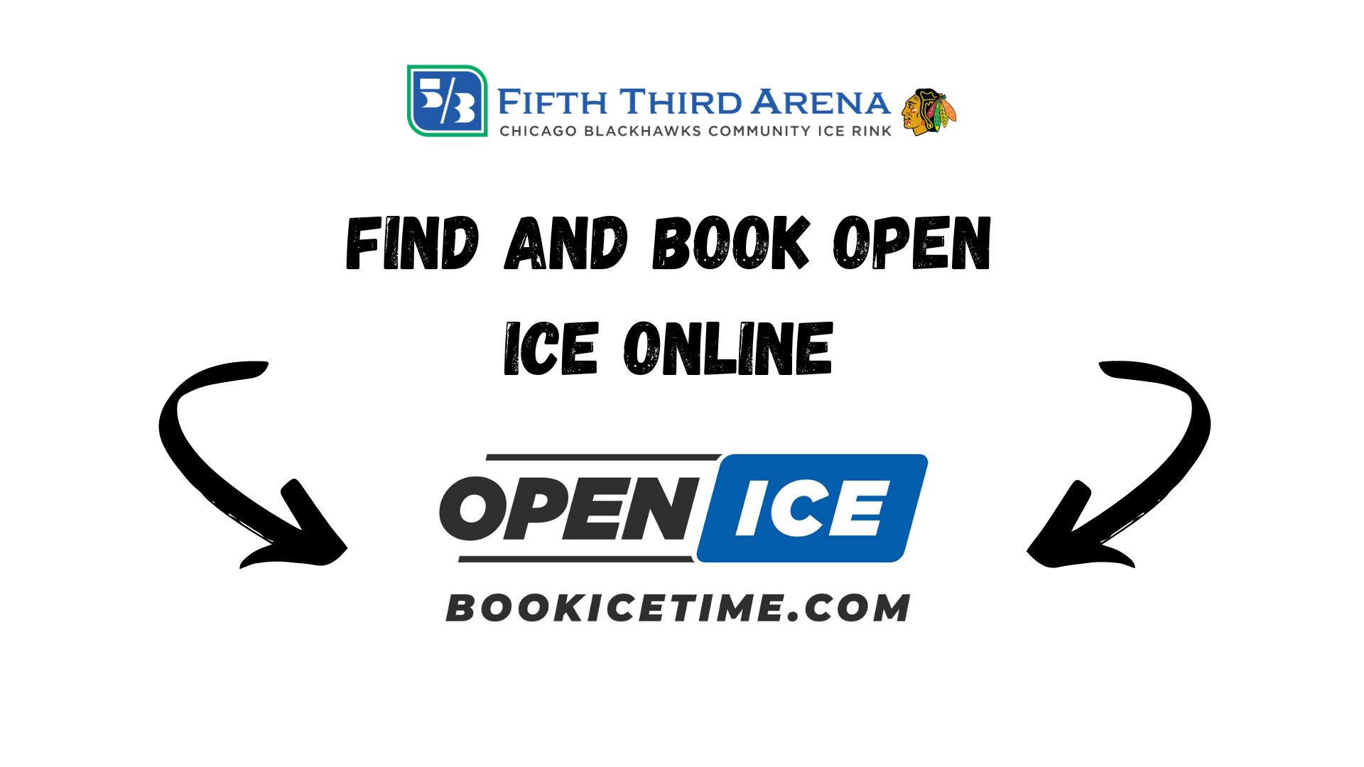 photograph regarding Chicago Blackhawks Printable Schedule named 5th 3rd Arena Chicago Blackhawks Neighborhood Ice Rink