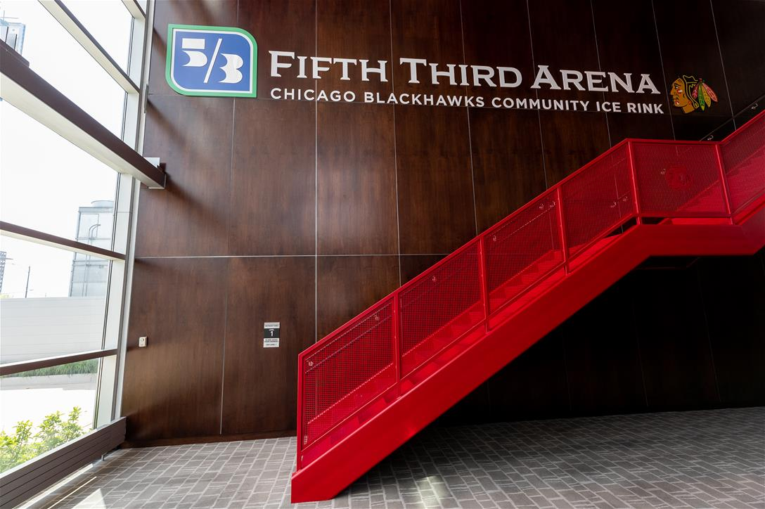 Players Stairs Fifth Third
