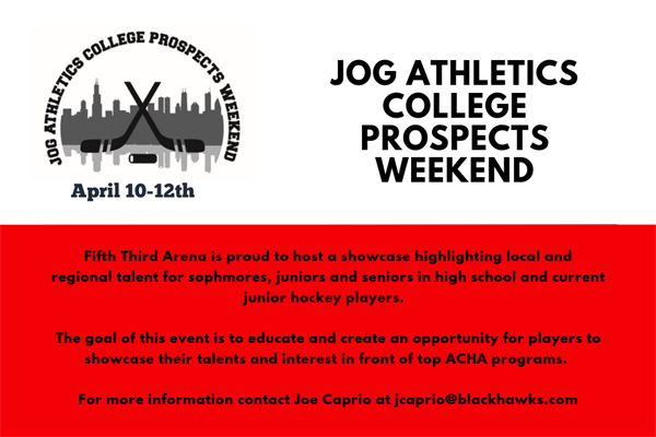 JOG athletics college prospects weekend
