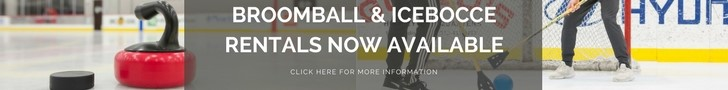broomball and icebocce